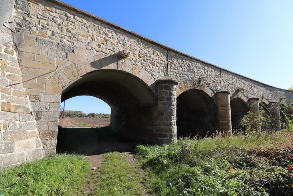 Stavebněhistorický průzkum záplavového mostu mezi Louny a Dobroměřicemi